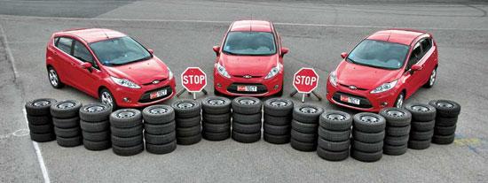Сравнительные характеристики покрышек для легковых авто: разгон торможение Amtel Planet DC, BFGoodrich G-Grip, Diplomat H, Dunlop SP Sport 300 185/60 R14 Автоцентр 2012