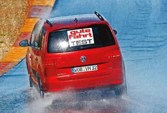 Тесты шины для легковых авто: расход топлива курсовая устойчивость Nokian Line, Pirelli Cinturato P7, Toyo Proxes CF2, Vredestein Sportrac 5, WestLake RP26 205/55/16 Gute Fahrt 2013