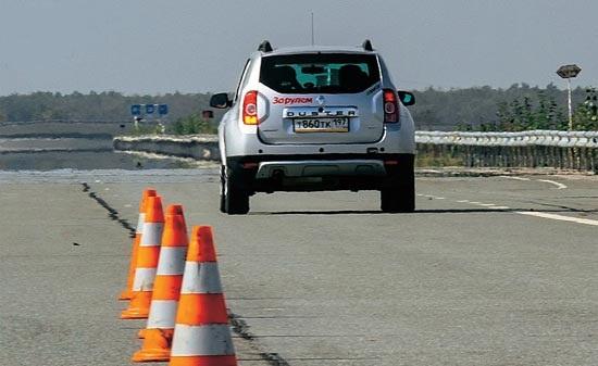 Тесты автошин для внедорожника: тестирование резины для кроссоверов 215/65 R16 Bridgestone Dueler H/P Sport, Continental ContiCrossContact UHP, Cordiant All Terrain