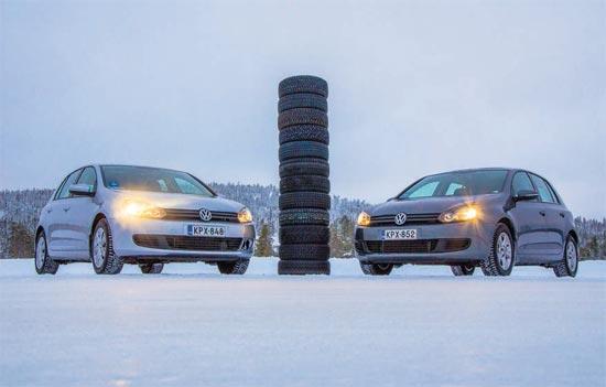 Тест покрышки: Ускорение на льду BFGoodrich G-Force Winter, Continental ContiWinterContact TS 830, Cordiant Sno-Max 205/55 R16 Auto Bild Беларусь 2013