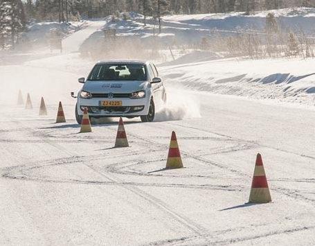 тест зимних шин 2013