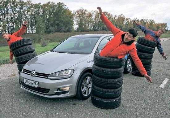 Тест драйв шины для легковых авто: Прохождение круга Nokian Hakka Blue, Nokian Nordman SX, Pirelli Cinturato P7, Toyo Proxes T1 Sport, Yokohama C.Drive 2 AC02 205/55 R16