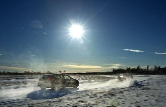 Тестирование колеса: зима Continental ContiVikingContact 6, Dunlop Ice Touch, Dunlop SP Ice Sport, Gislaved Nord Frost 100 205/55/16 Test World 2014
