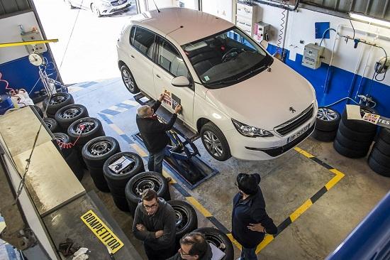 Тест шин для летнего сезона: Goodyear EfficientGrip Performance, Kumho Solus HS51, Nexen Nblue HD Plus, Nokian Line, Pirelli Cinturato P7 Blue, Toyo Proxes CF2 205/55 R16 ACE/GTU/ARBO 2015