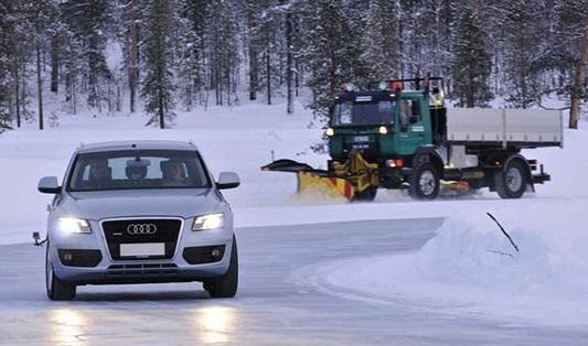 Тест драйв шин: Bridgestone Blizzak DM-V1, Continental ContiVikingContact 6, Michelin Latitude X-Ice 235/60/18 Cheping 2015
