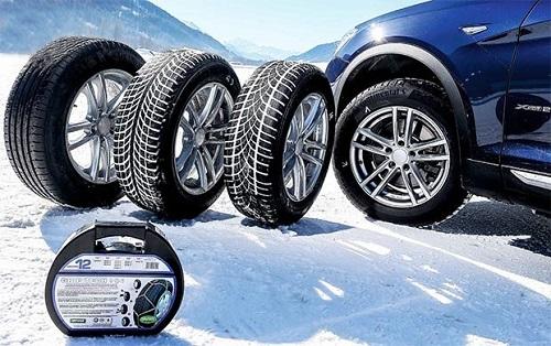 Характеристики покрышек для летнего сезона: Continental ContiPremiumContact 5, Continental ContiWinterContact TS 850P 225/60/17 Automobilismo 2015