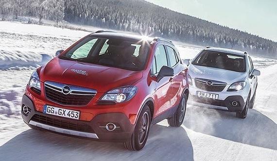 Тест драйв покрышки: Goodyear UltraGrip Performance SUV Gen-1, Hankook Winter I*Cept Evo 2 W320 215/60/17 Auto Motor und Sport 2016