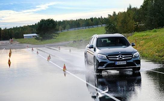 Тест драйв покрышки: Bridgestone Dueler H/P Sport, Continental ContiCrossContact UHP 255/55/18 Kolesa.kz 2017