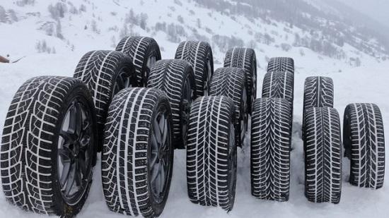 Обзор шин: Barum Polaris 3, Bridgestone Turanza T001, Continental WinterContact TS 860, Michelin Alpin 5 195/65/15 Autonavigator 2016