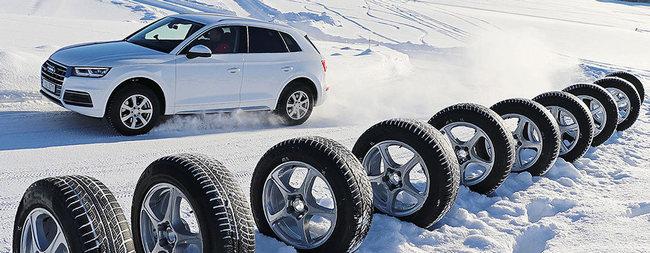 тест зимних покрышек для внедорожников 235 60 18 автобилд