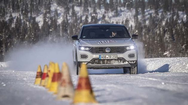 тест зимних покрышек 2019 год авто мотор и спорт