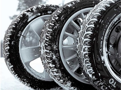 Тесты покрышки нешипованных зимних: Bridgestone Blizzak VRX, Continental ContiVikingContact 6, Cordiant Winter Drive 175/65 R14 За рулём 2015