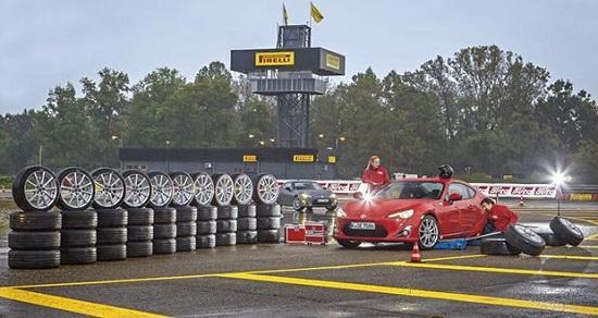Сравнительный тест колеса для легковых авто: Michelin Pilot Sport 4, Pirelli PZero 225/40 R18 Sport Auto 2017