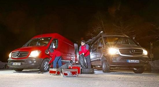 Испытание шин: Nokian cLine Cargo, Nokian Weatherproof C 235/65 R16C Promobil 2016