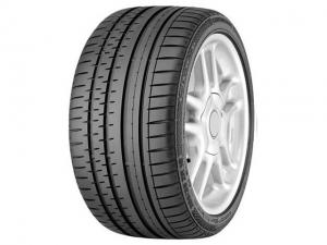 Continental ContiSportContact 2 295/25 R21