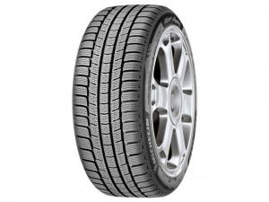 Michelin Pilot Alpin 2 185/60 ZR15 W остаток 7 мм