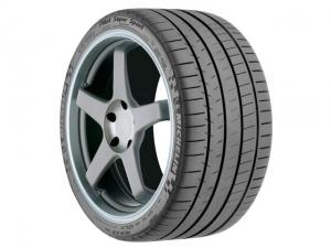 Michelin Pilot Super Sport 295/35 R21 N1 остаток 7 мм