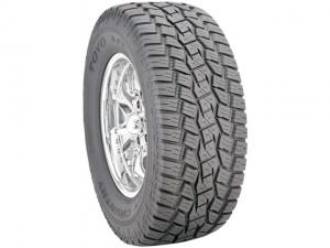 Toyo Open Country A/T 265/65 R17 112H остаток 4 мм