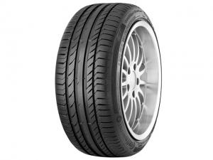 Continental ContiSportContact 5 255/55 R18 Run Flat остаток 6 мм