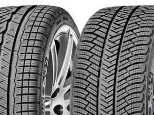Michelin Pilot Alpin PA4 225/45 R18 95V Run Flat ZP
