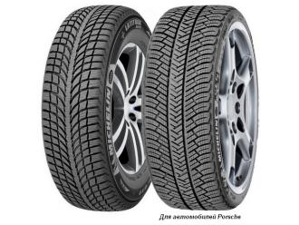 Michelin Latitude Alpin LA2 255/55 R18 109V остаток 3 мм
