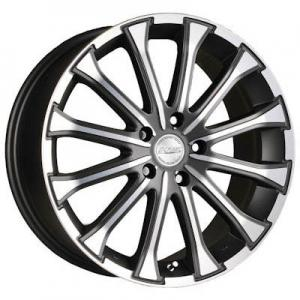 Racing Wheels H-461 8x19 5x112 ET45 (BKFP)