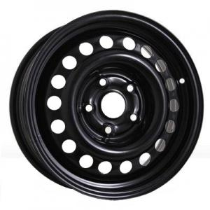 Steel Kapitan 6x15 5x108 ET52,5 DIA63,4 (black)