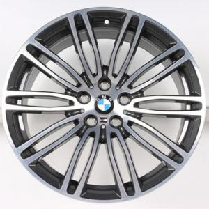 BMW OEM 7855083 8x19 5x112 ET30 DIA66,6 (graphite polished)