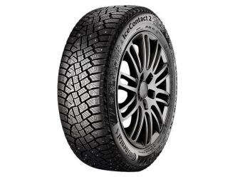 Continental IceContact 2 285/60 R18 116T XL (шип)