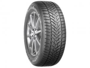 Dunlop Winter Sport 5 SUV 235/65 R17 остаток 9 мм