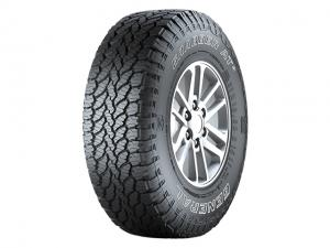 General Tire Grabber AT3 255/65 R17 остаток 9 мм