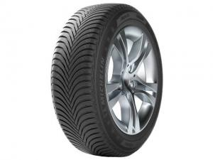 Michelin Alpin 5 205/55 R17 остаток 6 мм