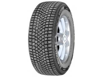 Michelin Latitude X-Ice North 2+ 225/65 R17 102T (шип) остаток 9 мм
