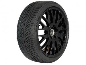 Michelin Pilot Alpin 5 225/40 R19 остаток 7 мм