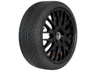 Michelin Pilot Alpin 5 255/40 R20 AO остаток 7 мм