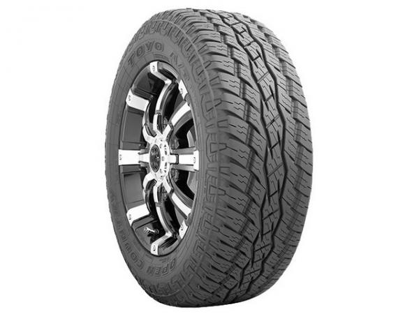 Toyo Open Country A/T Plus 235/60 R18 остаток 9 мм