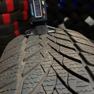 Goodyear UltraGrip Ice 2 195/65 R15 95T XL остаток 5,5 мм