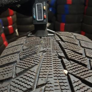 Hankook Winter I*Cept IZ2 W616 205/60 R16 96T остаток 6,5 мм