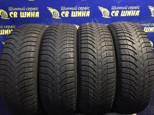 Michelin Alpin A4 185/65 R15 92T остаток 4 мм