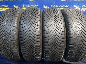 Michelin Alpin 5 195/65 R15 95T остаток 5 мм
