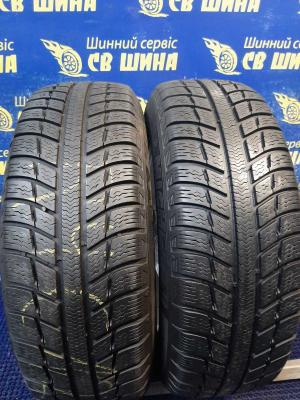 Michelin Alpin A3 195/65 R15 91T остаток 6 мм