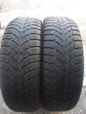 Dunlop SP Winter Sport 4D 195/65 R15 91T остаток 4 мм