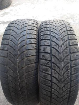 Dunlop SP Winter Sport 4D 195/65 R15 91T остаток 5 мм
