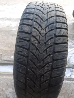 Dunlop SP Winter Sport 4D 195/65 R15 91T остаток 6 мм
