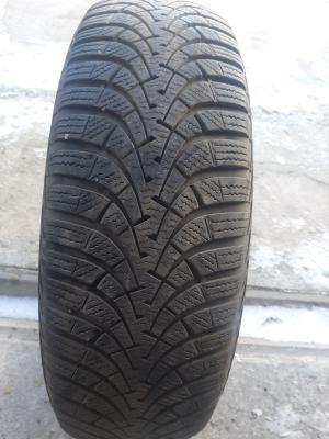 Goodyear UltraGrip 9 195/65 R15 91T остаток 5 мм