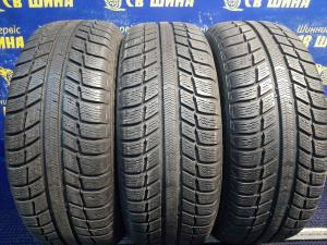 Michelin Primacy Alpin 3 205/55 R16 91H остаток 7 мм