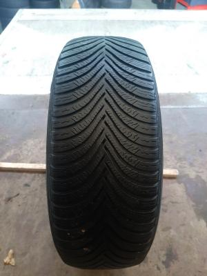 Michelin Alpin 5 205/55 R16 94H остаток 5 мм