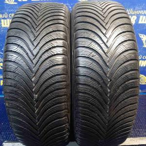 Michelin Alpin 5 205/55 R16 91H остаток 7 мм