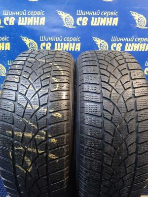 Dunlop SP Winter Sport 3D 205/55 R16 91H остаток 5 мм