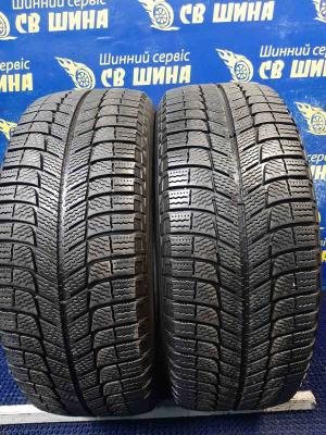 Michelin X-Ice XI3 205/55 R16 94H остаток 6 мм